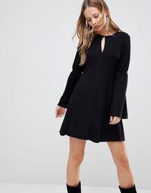 Платье с рукавами клеш The Fifth Countdown - Черный 1171925