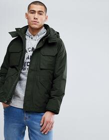 Зеленая куртка Abercrombie & Fitch - Зеленый Abercrombie& Fitch 1204850