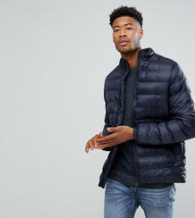 Легкая дутая куртка D-Struct TALL - Темно-синий 1063871