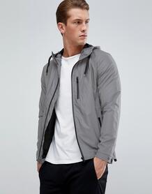 Куртка с капюшоном D-Struct - Серебряный 1165663