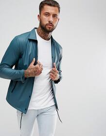 Непромокаемая куртка с контрастными рукавами Another Influence 1022265
