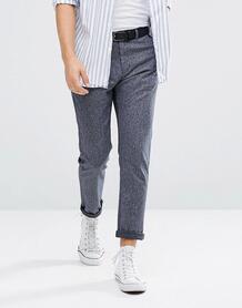 Узкие брюки Selected Homme - Серый 1092747