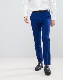 Облегающие брюки Selected Homme - Синий 1085862