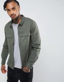 Куртка на молнии Another Influence - Зеленый 1022359
