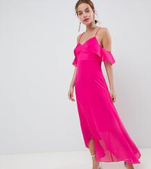 Платье макси TD by True Decadence Petite - Розовый 1056938