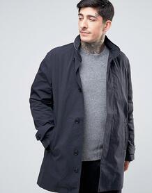 Пальто с капюшоном YMC - Черный 1019093