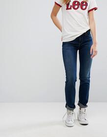 Прямые джинсы с заниженной талией Lee Marion - Синий 1105103
