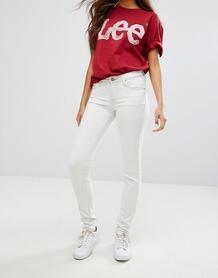 Выбеленные зауженные джинсы Lee Scarlett - Белый 1061371