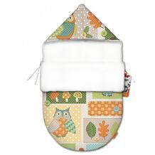 Конверт для новорожденного Мудрая Сова mini (лето) Ququbaby 945039