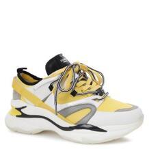 Кроссовки LOLA CRUZ 450Z88PT желтый 2331276