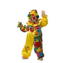 Карнавальный костюм Клоун сказочный Jeanees 773409