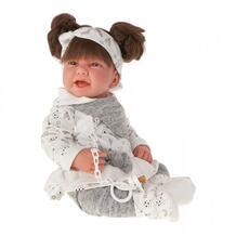 Кукла Ребека в сером 40 см Munecas Antonio Juan 762501