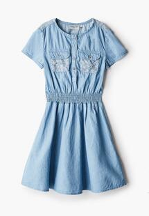 Платье джинсовое Finn Flare FI001EKJTEZ8CM122