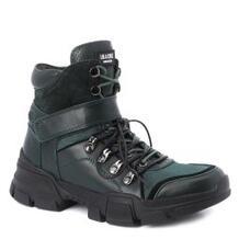 Кроссовки LOLA CRUZ 439T10PT темно-зеленый 2156812
