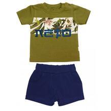 Костюм для мальчика (шорты и футболка) Лето 33-10229 СовенокЯ 686427