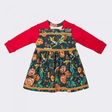 Платье для девочки 0-2 Мильфлер Ёмаё 789538