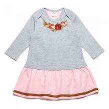 Платье для девочки 0-2 Сударыня-барыня 12-210 Ёмаё 789556