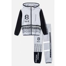 Комплект для мальчиков (толстовка, брюки) Sport boys tween PlayToday 786057