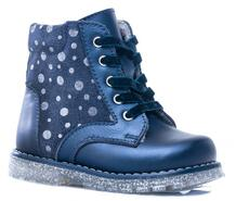 Ботинки для девочки 152239 КОТОФЕЙ 739459