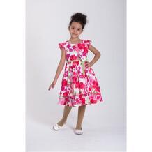 Платье короткий рукав 3-1588 LP collection 530116