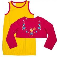 Комплект для девочки Small bird D5004 Viva Baby 674360