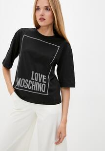 Футболка Love Moschino LO416EWJQKB5I400