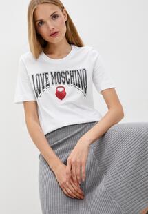 Футболка Love Moschino LO416EWJQKB6I400