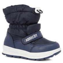 Ботинки ABRICOT XW-007 темно-синий 1975057