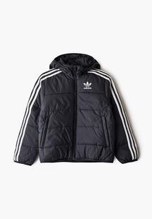 Куртка утепленная Adidas AD093EBJLVS5CM158