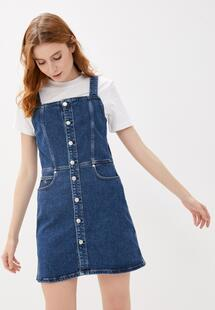Платье джинсовое Calvin Klein CA939EWHYQR1INM