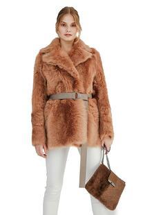 sheepskin coat VESPUCCI BY VSP 6131019