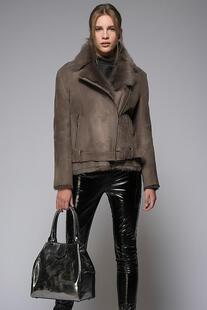 sheepskin coat VESPUCCI BY VSP 6130913