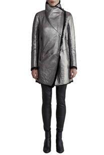 sheepskin coat VESPUCCI BY VSP 6130951