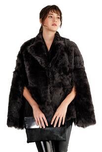 sheepskin coat VESPUCCI BY VSP 6131011