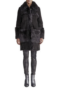 sheepskin coat VESPUCCI BY VSP 6130948