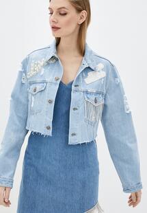 Куртка джинсовая FORTE DEI MARMI COUTURE 20sf6350