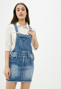 Платье джинсовое G&G GG001EWJBQT4INM