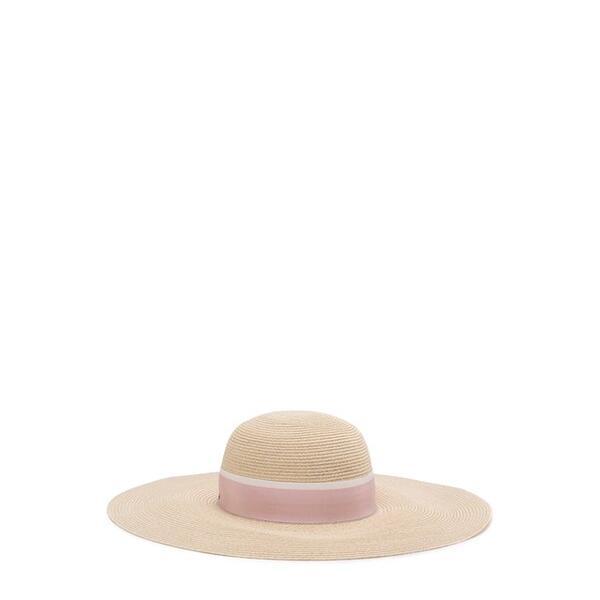 Шляпа Blanche с лентой