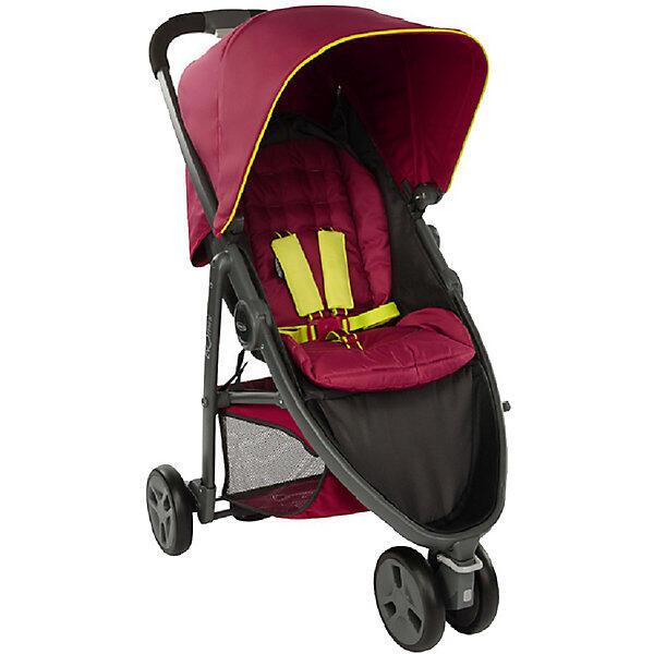 Прогулочная коляска Evo Mini, , Berry бордовый