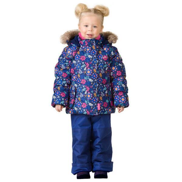 Комплект куртка/полукомбинезон Premont Ягоды и цветы Паслен