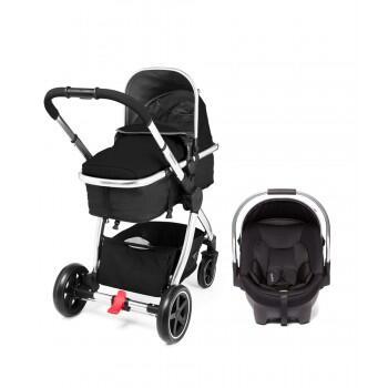 Система для путешествий Mothercare Journey Black, черный