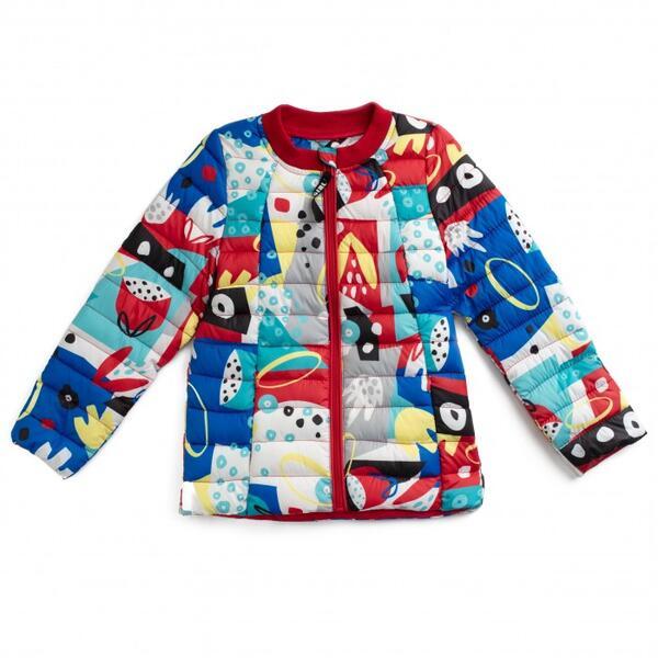 Куртка для девочек Искорка 192062