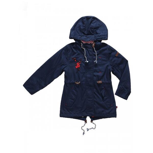 Куртка для девочки Морское путешествие 814030