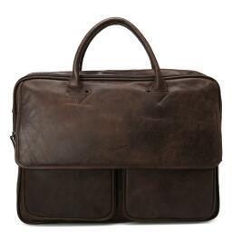 Портфель GERARD HENON 8382 темно-коричневый