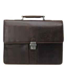 Портфель GERARD HENON 8328 темно-коричневый